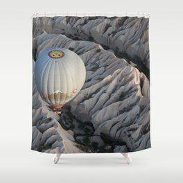 I love Cappadocia! Shower Curtain