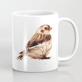 Snow Bunting Coffee Mug