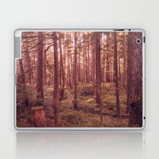 Forest Trees - The Vintage Wilds Laptop & iPad Skin