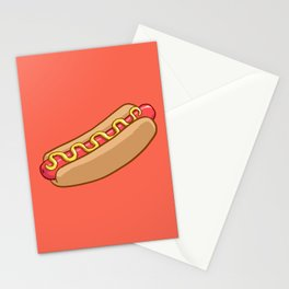 hotdog Stationery Cards
