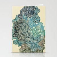 friday Stationery Cards featuring Friday Afternoon by Marcelo Romero