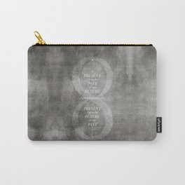 Continuum [BW VER] Carry-All Pouch