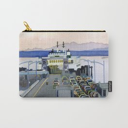 Ferry Line Carry-All Pouch
