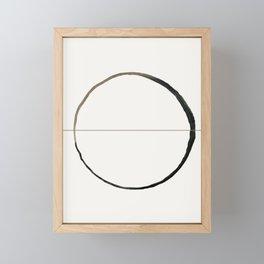 C7 Framed Mini Art Print