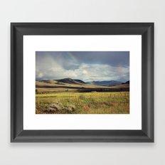 Arco Iris Framed Art Print