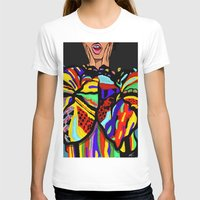 big poppa T-shirts featuring Big Poppa by Hannah  Aryee