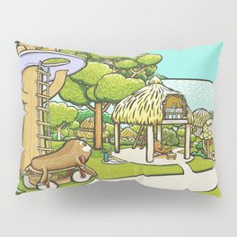 to the Sea Pillow Sham