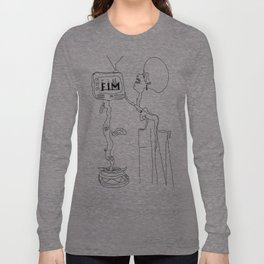 FIM FOR KNOWLEDGE Long Sleeve T-shirt