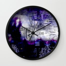 Engineering Reality Wall Clock