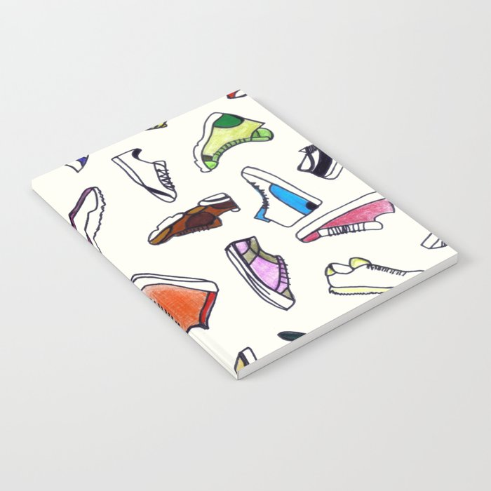 sneakers addiction Notebook