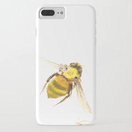 Bee, bee art, bee design iPhone Case
