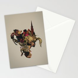 The Sirens Simply Vanished Stationery Cards