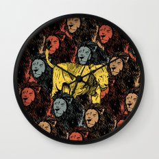 Busting the myths of feminism Wall Clock