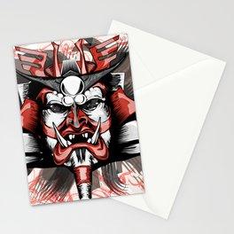 Masck Samurai Stationery Cards