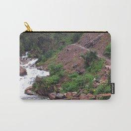 Alpine Bridge Adventure Carry-All Pouch
