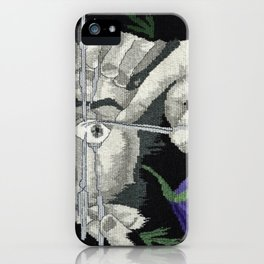 Theatre Of The Grotesque No. 1 iPhone Case