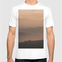 Mountain Love - Landscape and Nature Photography T-shirt