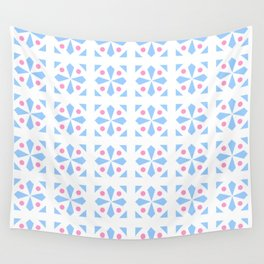 symmetric patterns 111 Wall Tapestry