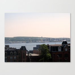View From the Citadel Canvas Print