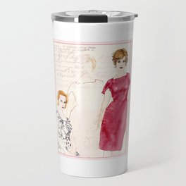 Joan Holloway Travel Mug