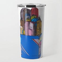 Addicted to the City Travel Mug