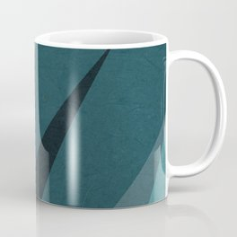 Six Shades of Sea Coffee Mug