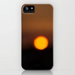 Sunset Algarve iPhone Case