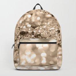 Gold Lady Glitter #1 #shiny #decor #art #society6 Backpack