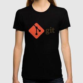 Git Authentic - version control system T-shirt