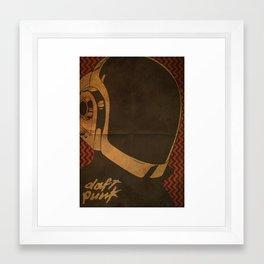 Daft Punk Guy-Manuel I Framed Art Print