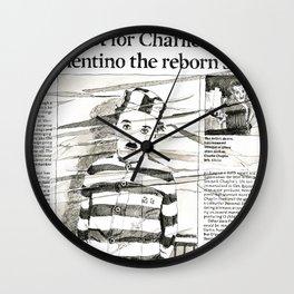 The Tramp Wall Clock