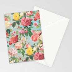 Floral B Stationery Cards