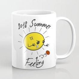 Brutal Sun - in Extreme Heat Coffee Mug