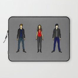 Outfits of Vamps Laptop Sleeve