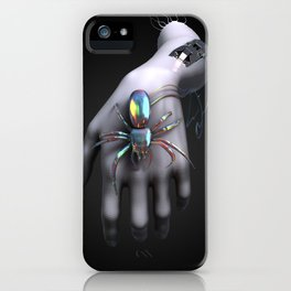 PET//XT:07 iPhone Case