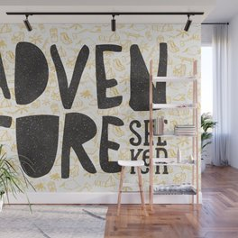 ADVENTURE SEEKER Wall Mural