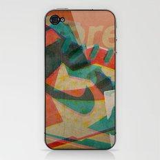 Nike Dunk Hi Pro SB Supreme   Highsnobiety iPhone & iPod Skin