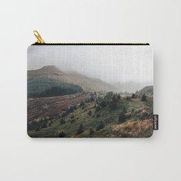 Scottish landscape Carry-All Pouch