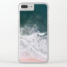Beaches and Cream Clear iPhone Case