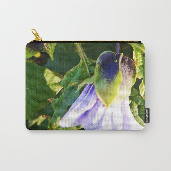 Shoo Fly - Apple of Peru - Nicandra Carry-All Pouch