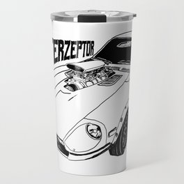 InterZeptor 280z hotrod Travel Mug