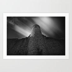 The Ruins #1 Art Print