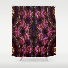 No Substance Shower Curtain