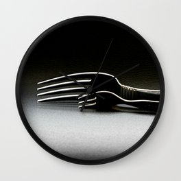 Forks Wall Clock