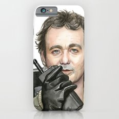 Bill Murray as Peter Venkman from Ghostbusters iPhone 6s Slim Case