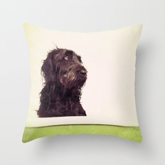 I love you..... but......... Throw Pillow