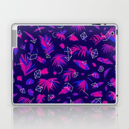 N E O N △ N I G H T Laptop & iPad Skin