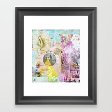 Urbana  Framed Art Print