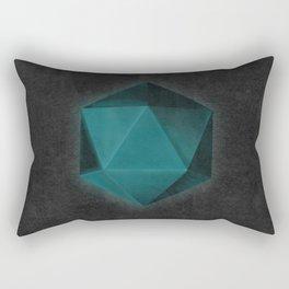 spatial geometry Rectangular Pillow