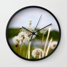 Weed(s) Wall Clock